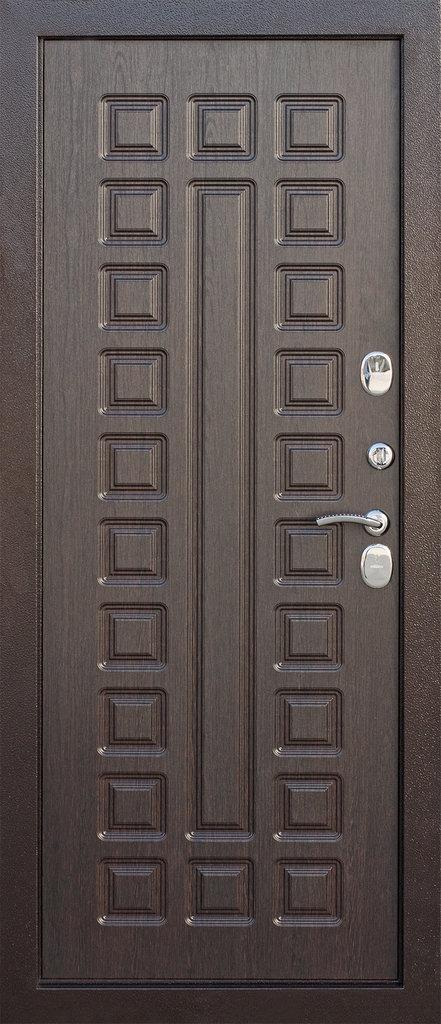 Входные двери (элит) от 110-130мм: Входная дверь  с Терморазрывом   IZOTERMA  медный антик в Пластиковые окна в Сургуте STEKLOMASTER