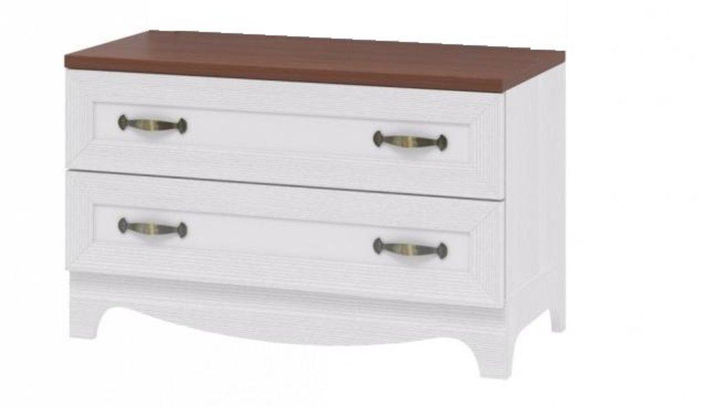Мебель для прихожей Вентура. Модули: Тумба для обуви Вентура ИД 01.274 в Диван Плюс