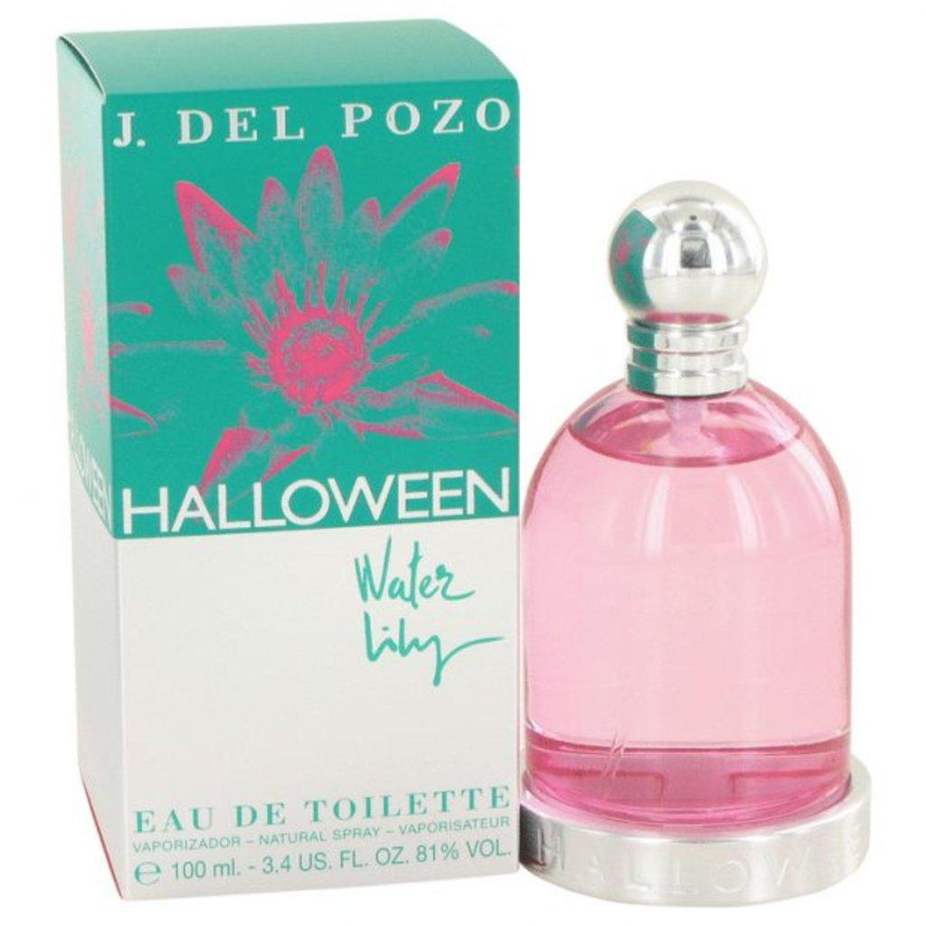 Для женщин: Jesus Del Pozo Halloween Water Lilly edt ж 100ml в Элит-парфюм