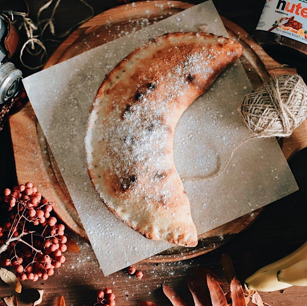 Пицца: Кальцоне Нутелла/Банан в Пиццуля Кемерово