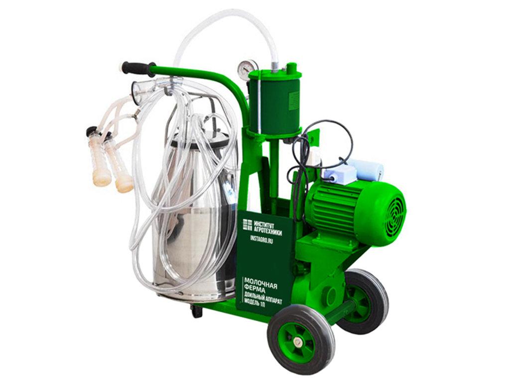 Доильное оборудование: Доильный агрегат «Молочная ферма» Модель 1К в Сельский магазин