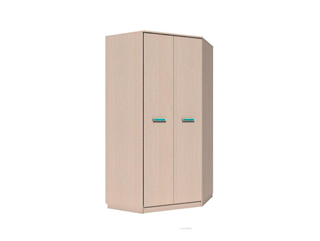 Детские шкафы и стеллажи: Шкаф угловой НМ 013.04-04 Рико в Стильная мебель