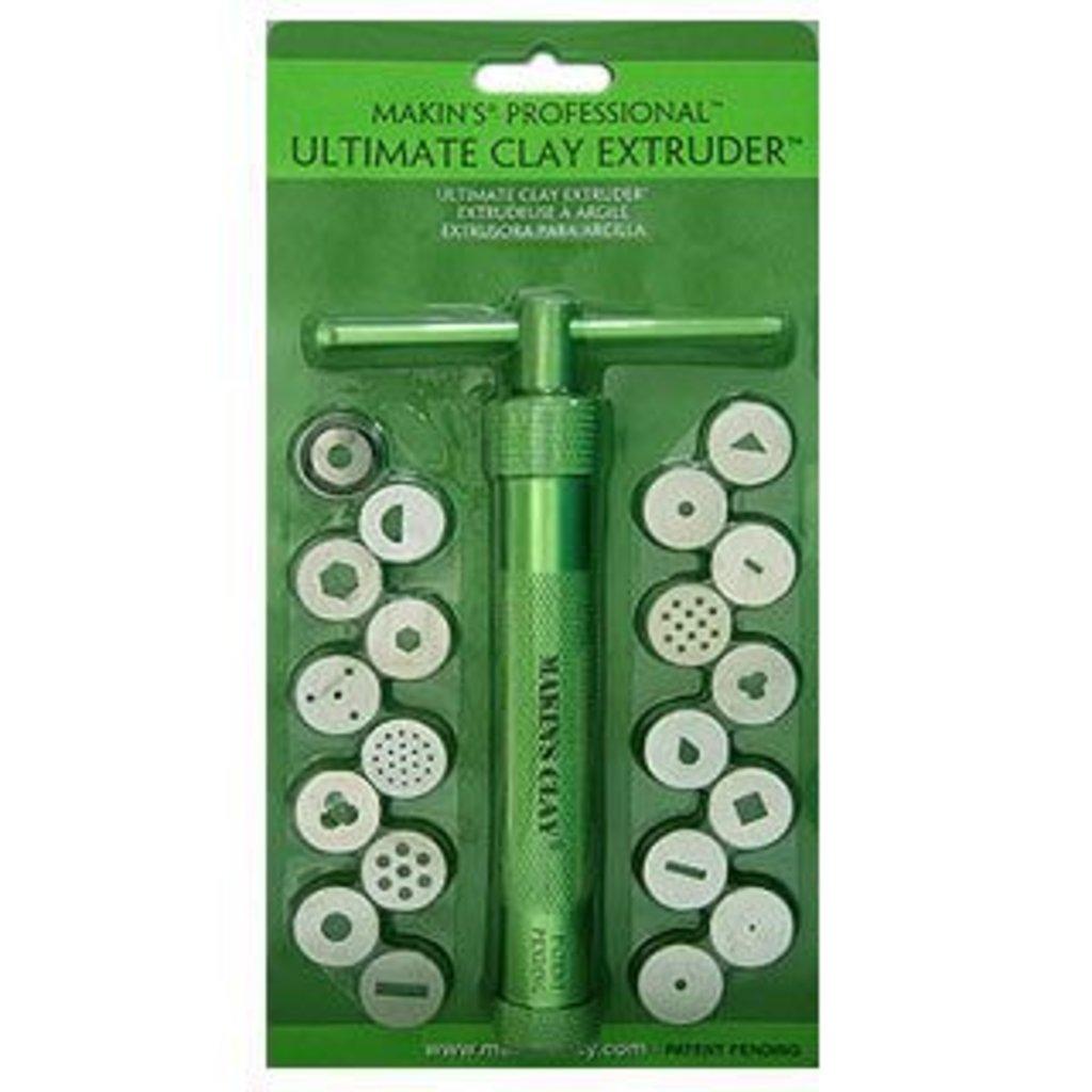 Инструменты для лепки: Профессиональный экструдер для полимерной глины Makins, в комплекте 20 дисков в Шедевр, художественный салон