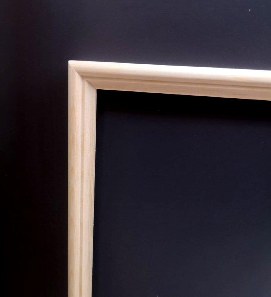 Рамы: Рама №2 25*35 Лесосибирск сосна в Шедевр, художественный салон