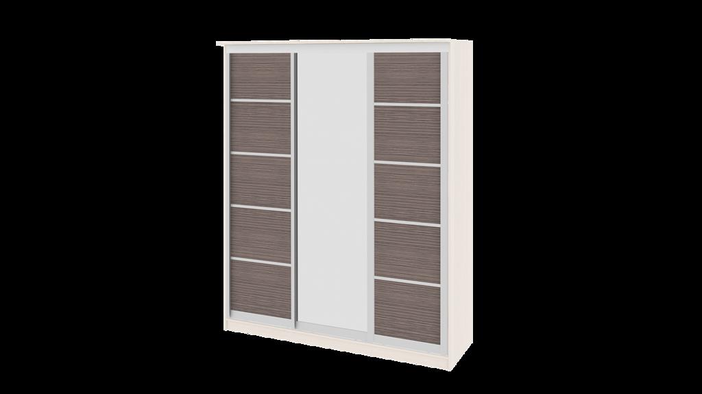 Шкафы-купе: Клементе-1 в Студия Мебели