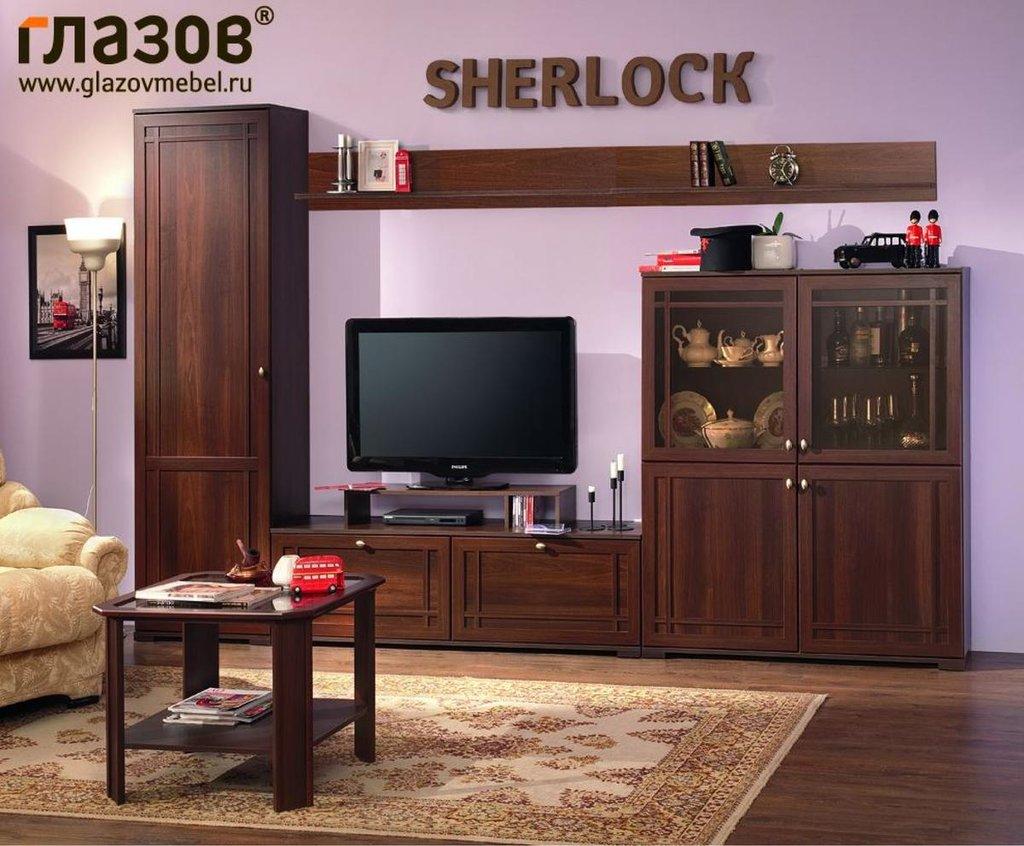 Гостиная SHERLOCK: Гостиная SHERLOCK 2 в Стильная мебель