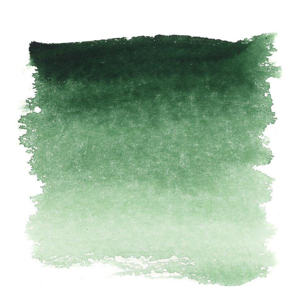 """Акварельные краски: Акварель """"Белые ночи"""" кювета зелёная 2,5мл в Шедевр, художественный салон"""