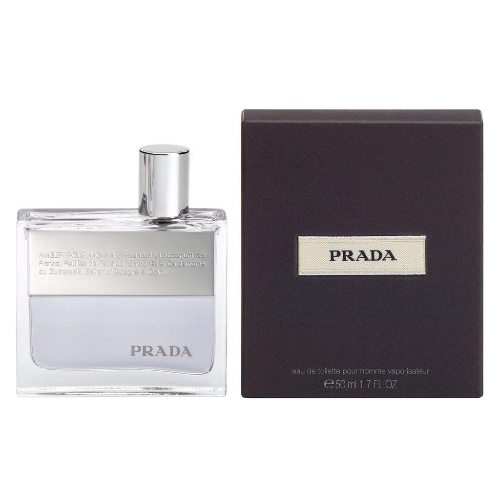 Мужская туалетная вода Prada: Prada edt м 50 ml в Элит-парфюм