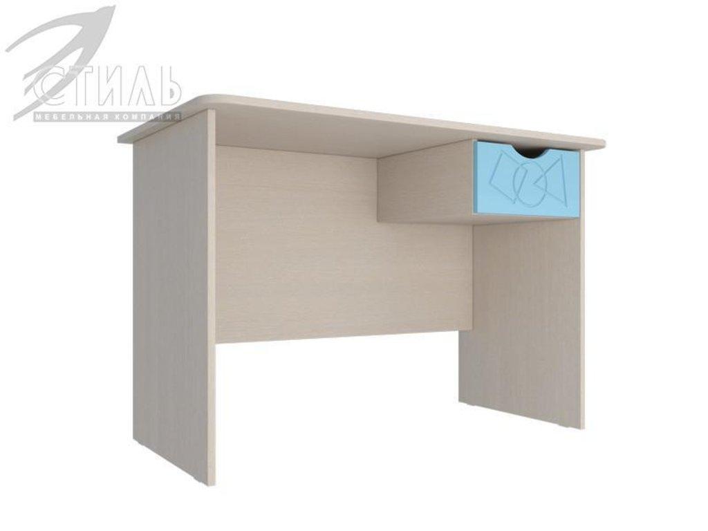 Компоненты товара Стол компьютерный Лик-4: Письменный стол Лик-4 (Д1100) в Диван Плюс