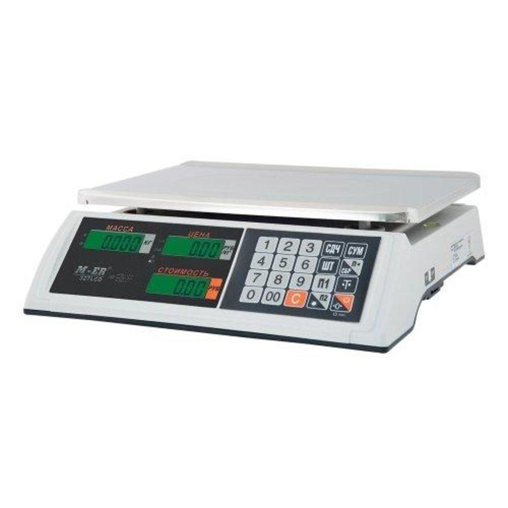 Настольные весы: M-ER 327-15.2 LCD настольные весы в Рост-Касс