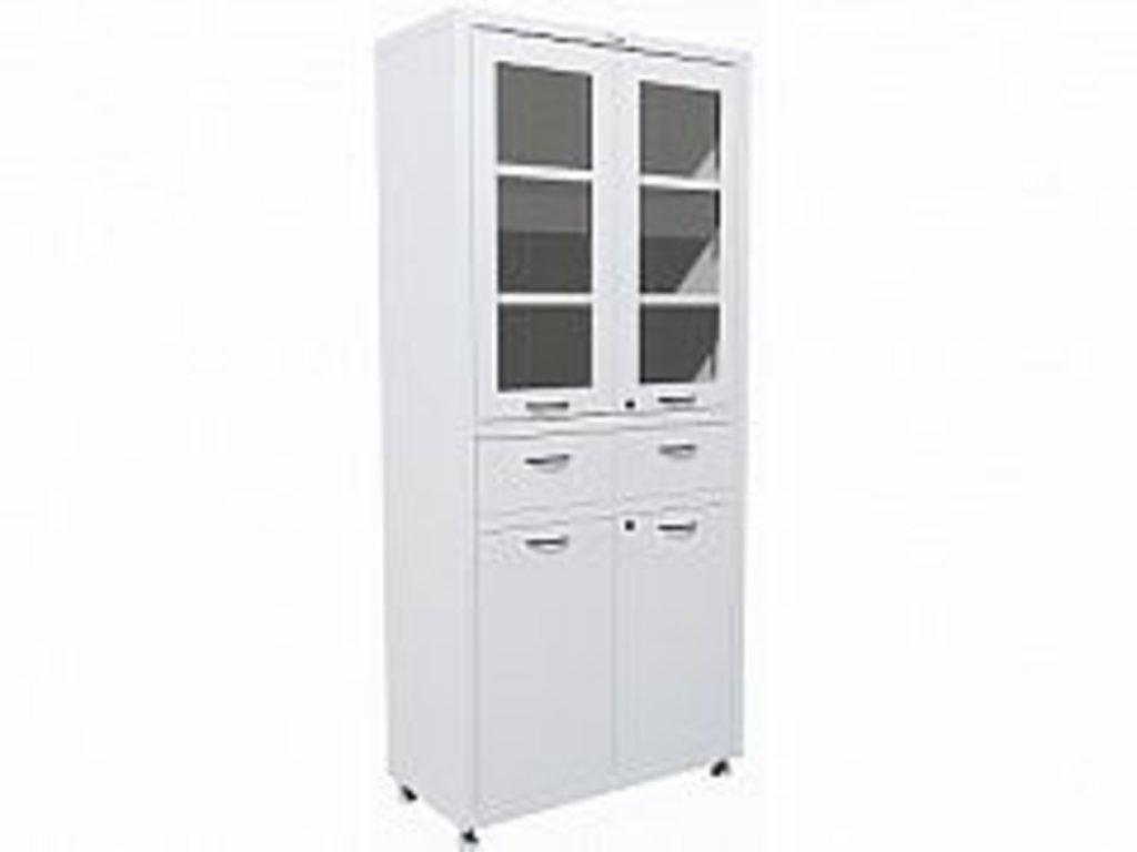 Шкафы медицинские металлические: Шкаф медицинский HILFE МД 2 1780 R-1 в Техномед, ООО