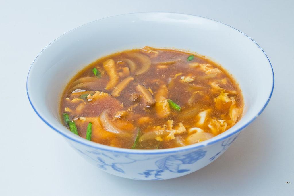 Супы: Суп из плавников акулы в Шанхай
