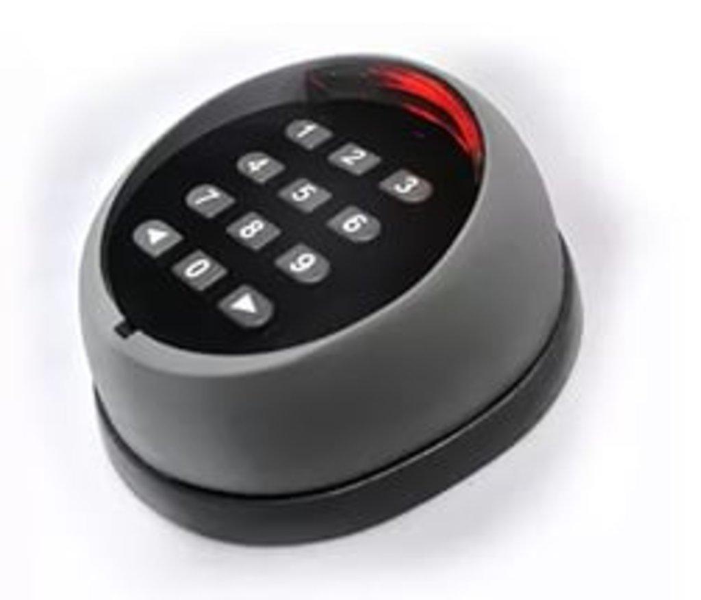 Пульты: Радиокодовая беспроводная цифровая клавиатура DIP в АБ ГРУПП