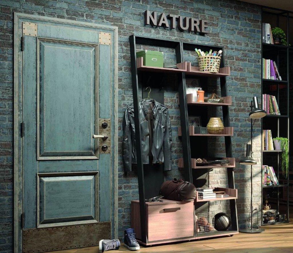 Тумбы и шкафы для обуви: Тумба Nature 88 в Стильная мебель