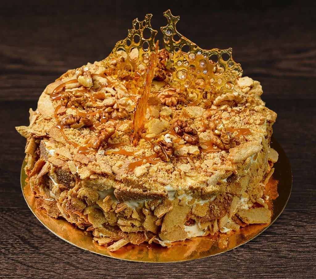 Торты: Торт Помпеи в Провиант