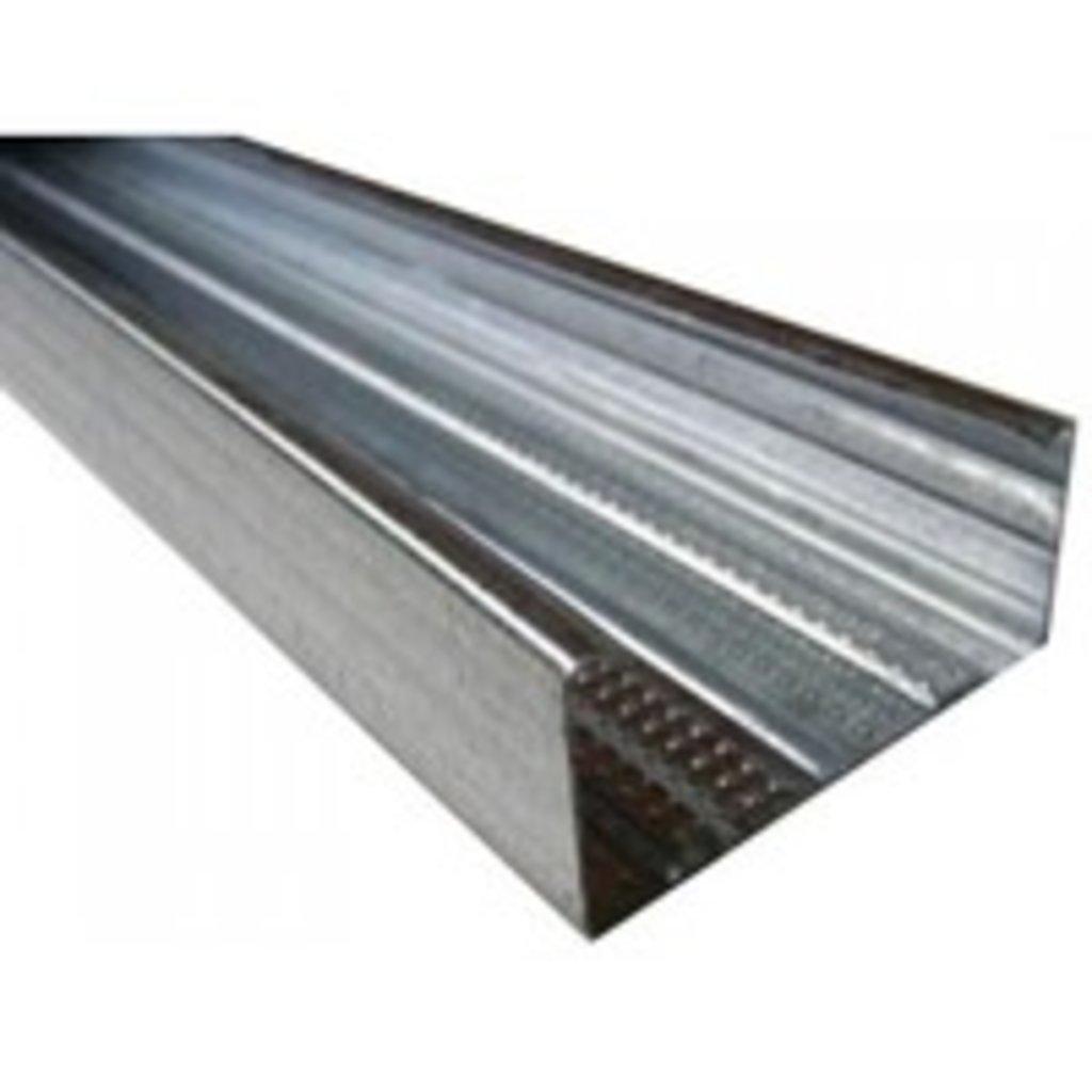 Профиль гипсокартонный: Профиль ПП (60*27) L=3м 0,4мм в 100 пудов