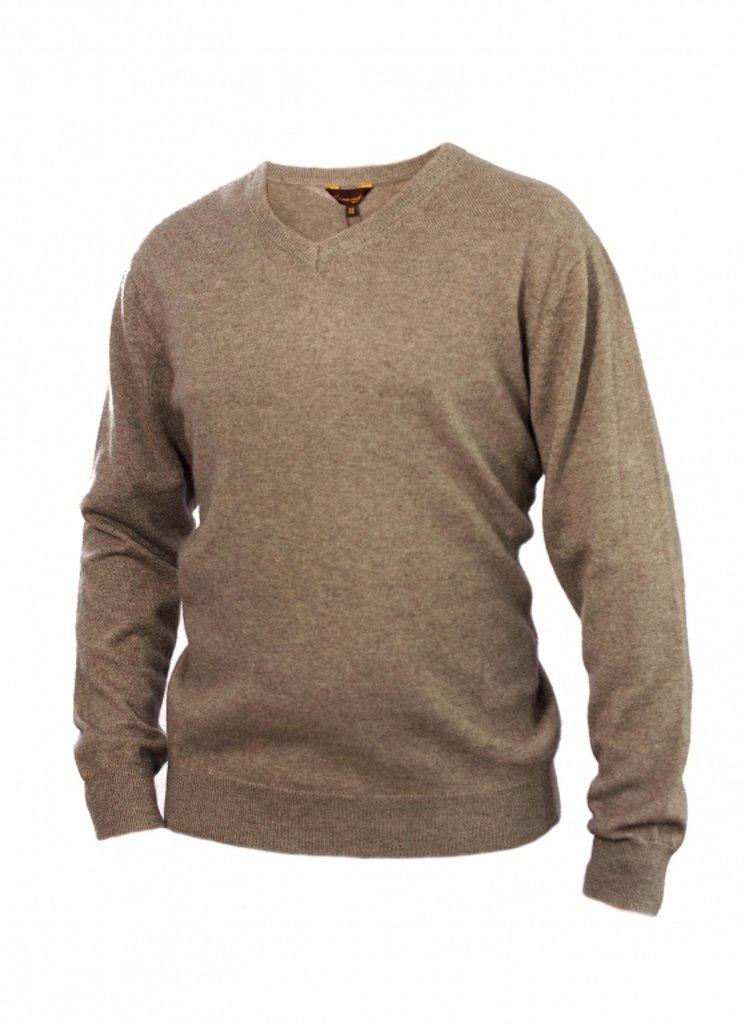 Мужская одежда: Пуловер мужской кашемир в Сельский магазин