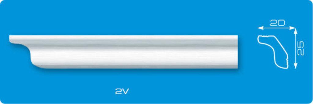 Плинтуса потолочные: Плинтус потолочный ЛАГОМ ДЕКОР 2v экструзионный длина 2м в Мир Потолков