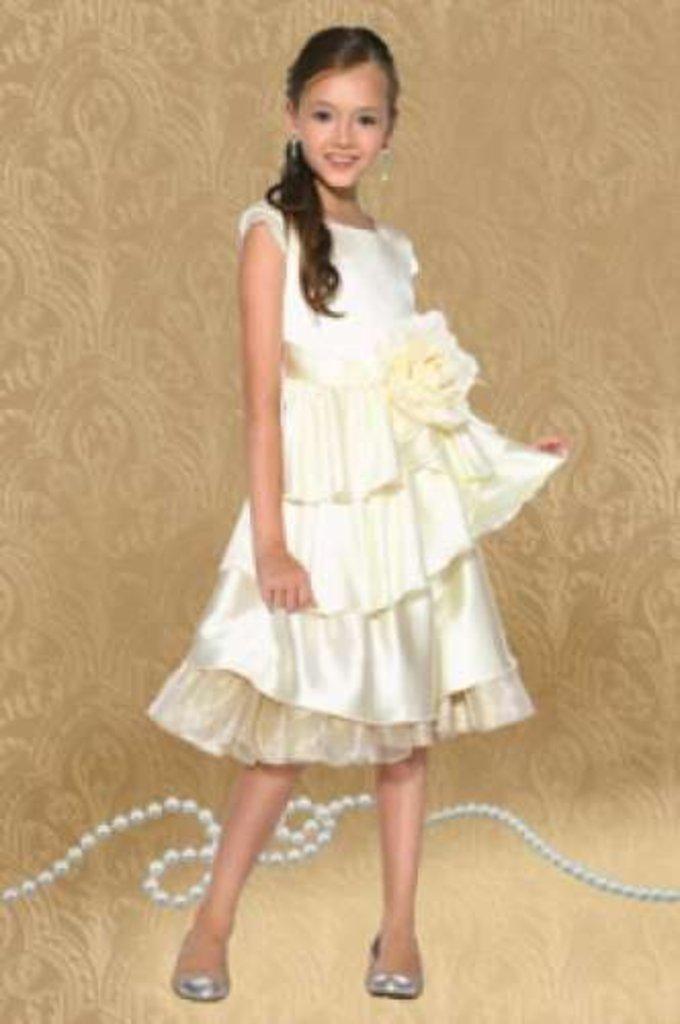 Платья и сарафаны для девочек: Платье Dools-Girls 403 в Чиполлино,  магазин детской одежды
