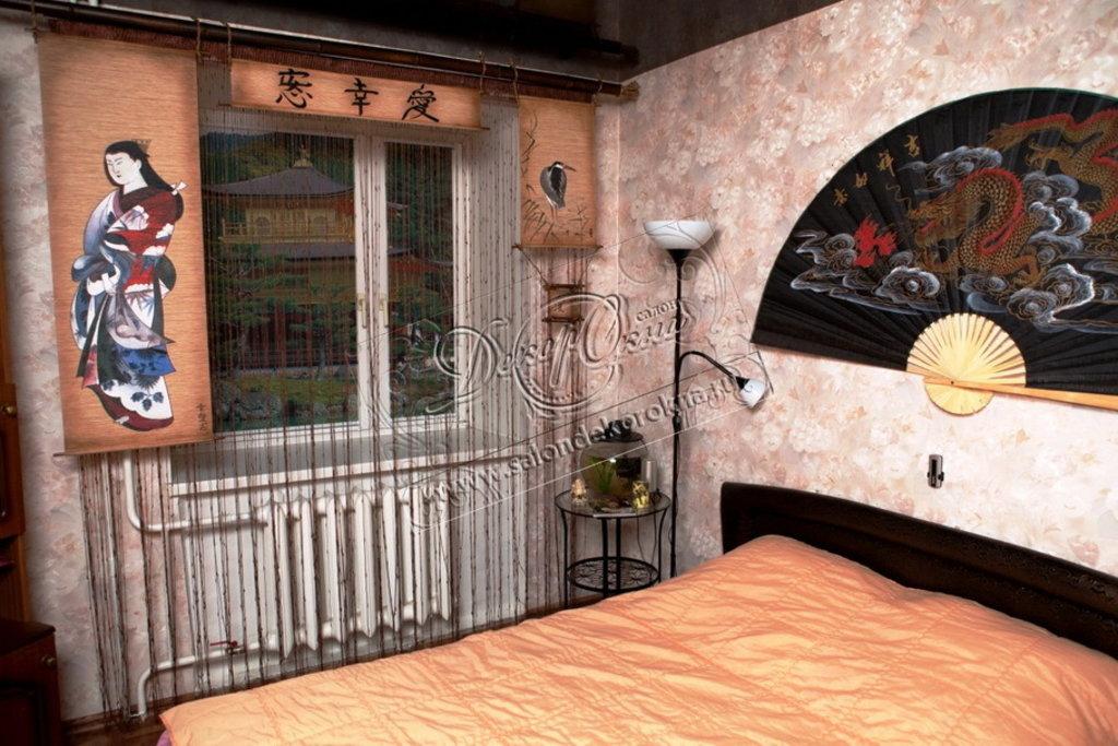 Рулонные шторы: Рулонные шторы на пластиковые окна в Декор окна, салон