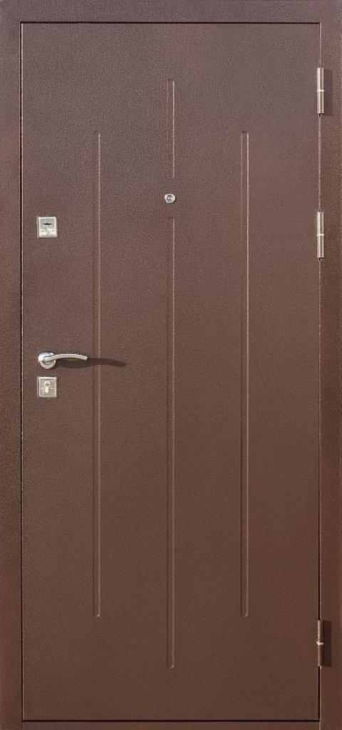 Двери Стройгост: Стройгост 7-2 Металл/Металл 3 петли Мин Вата в Модуль Плюс