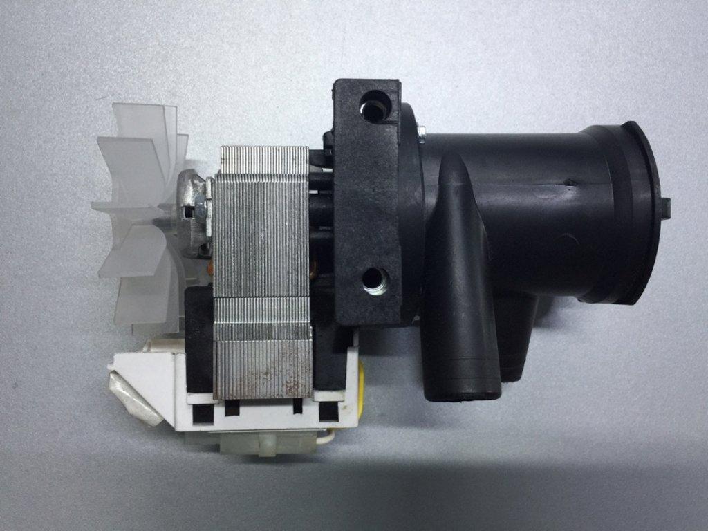 Сливной насос с улиткой для стиральной машины Indesit COD.7406/50712 в АНС ПРОЕКТ, ООО, Сервисный центр