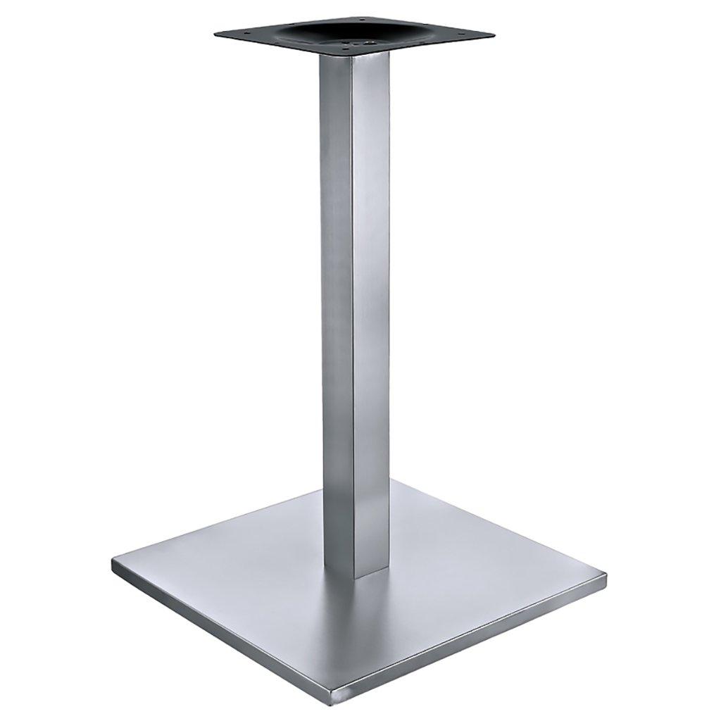 Подстолья для столов.: Подстолье 1022EM (нержавеющая сталь матовое) в АРТ-МЕБЕЛЬ НН