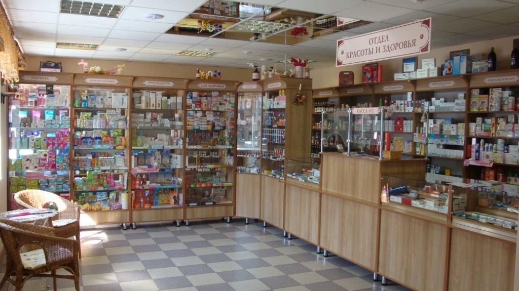 Торговое оборудование на заказ: Торговое оборудование для аптек на заказ в Студия Мебели