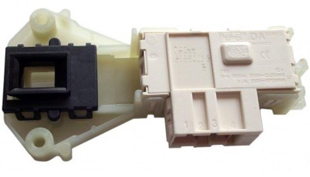 Термоблокировка люка для стиральной машины (УБЛ): Термоблокировка люка (УБЛ - устройство блокировки люка) для стиральных машин Indesit (Индезит), Ariston (Аристон), INT006AR в АНС ПРОЕКТ, ООО, Сервисный центр
