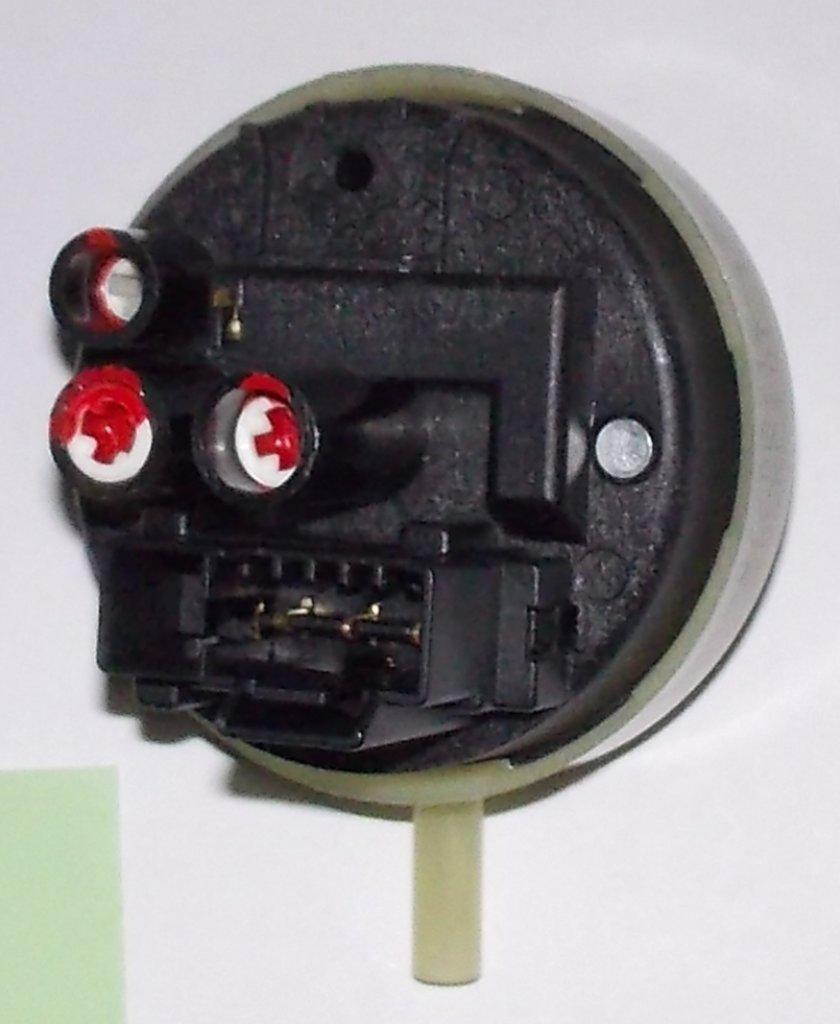 Датчики/выключатели/переключатели: Прессостат (датчик уровня воды) для стиральных машин Indesit (Индезит), Ariston (Аристон) - платформа Arcadia 264321, 263271, 254525 в АНС ПРОЕКТ, ООО, Сервисный центр