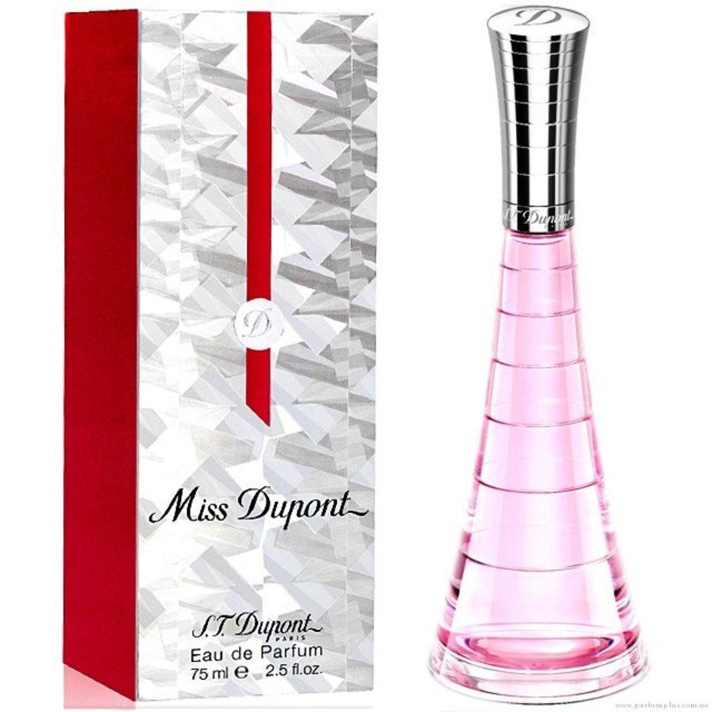 Dupont: Dupont Miss Парфюмерная вода edp жен 75 ml в Элит-парфюм