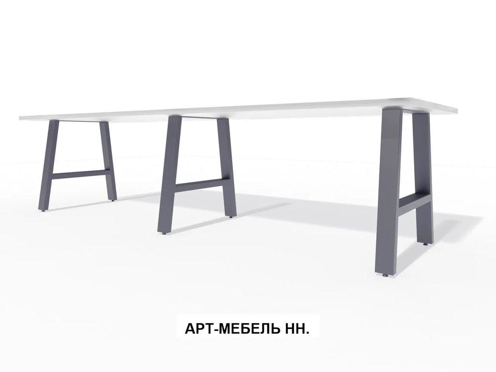 Подстолья для столов.: Подстолье 0.68 (чёрный) в АРТ-МЕБЕЛЬ НН