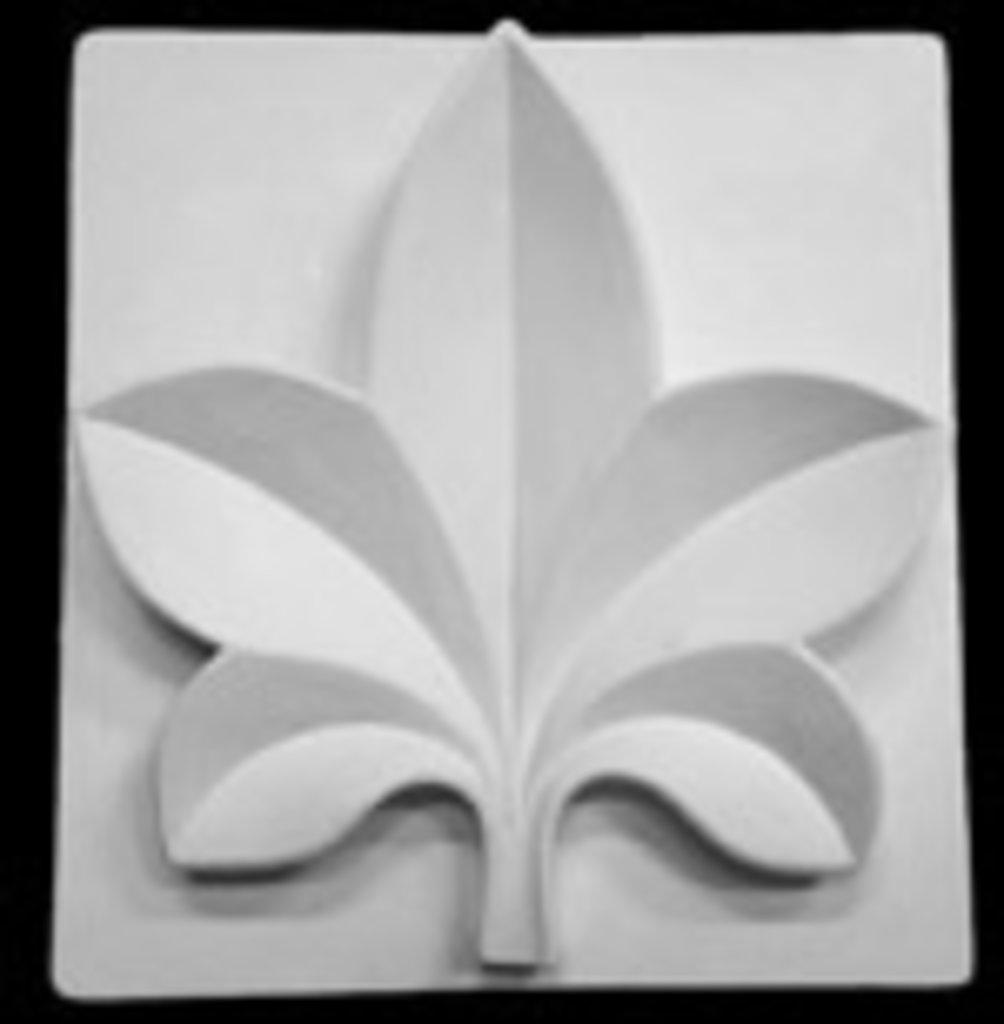 Гипсы: Орнамент, пятилистник в Шедевр, художественный салон