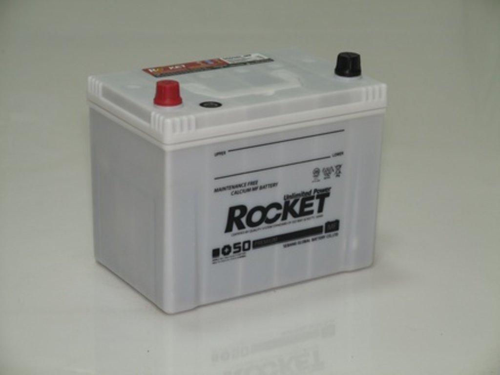 Аккумуляторы автомобильные: ROCKET MF SUPER +50 95 (115 D 31) Lй в Мир аккумуляторов