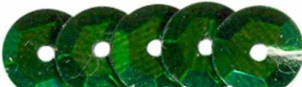 Граненые 6мм.: Пайетки граненые 6мм.,упак/10гр.Астра(цвет:4 зеленый) в Редиант-НК