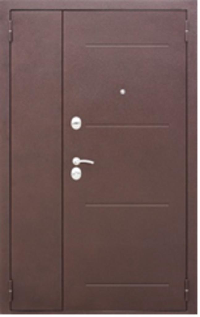 Двери Сопрано: Нестандарт Гарда Медный Антик;Венге 7.5 см. в Модуль Плюс