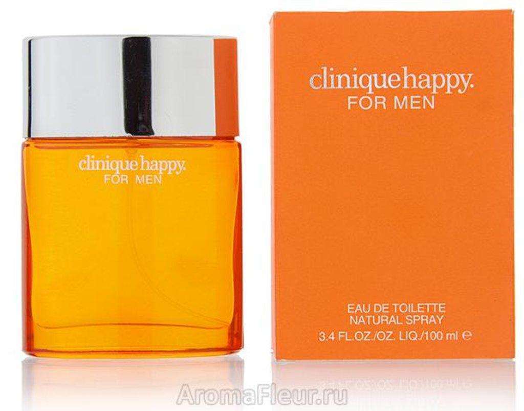 Clihigue: Clinigue Happy Men Одеколон  50 | 100ml в Элит-парфюм