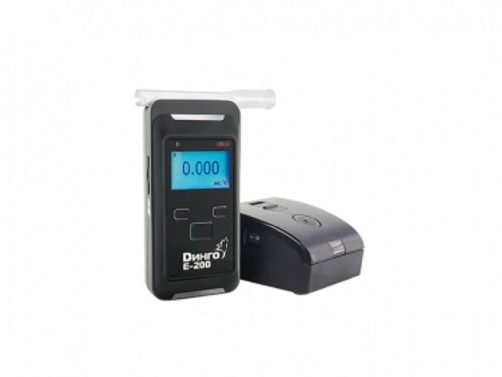 Алкотестеры: Алкотестер Динго Е-200 (В) с принтером в Техномед, ООО