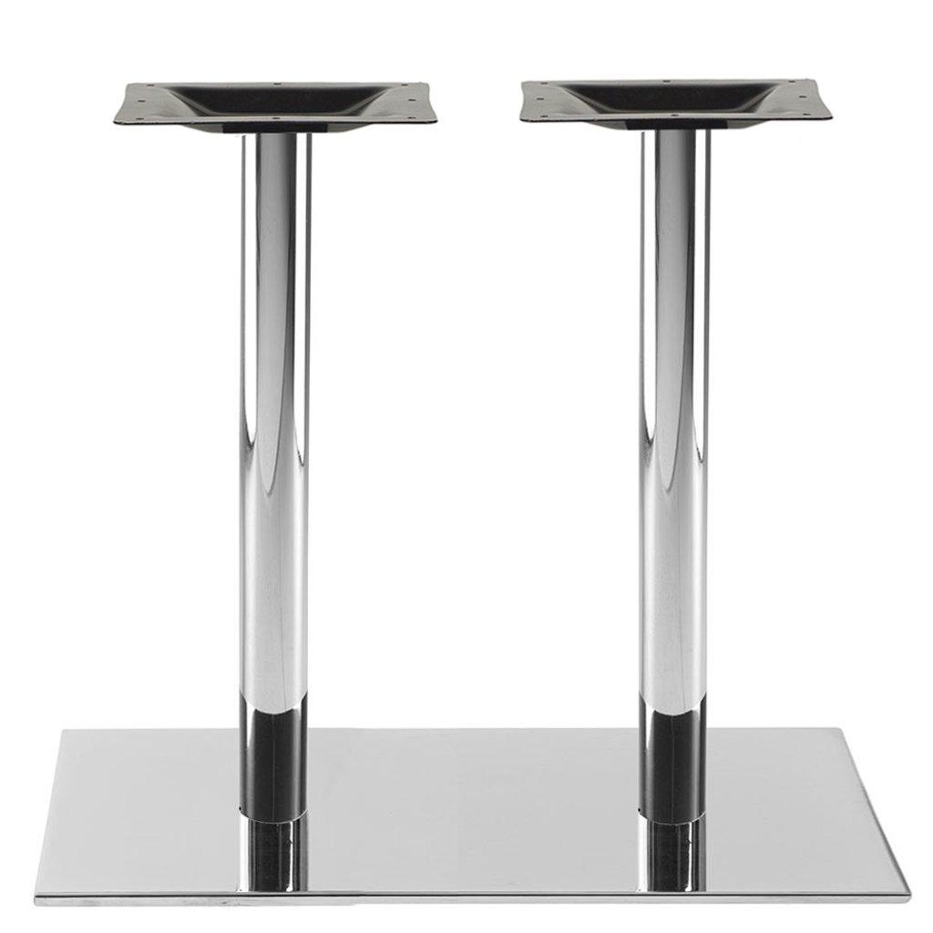 Подстолья для столов.: Подстолье 1065EM (хром) в АРТ-МЕБЕЛЬ НН
