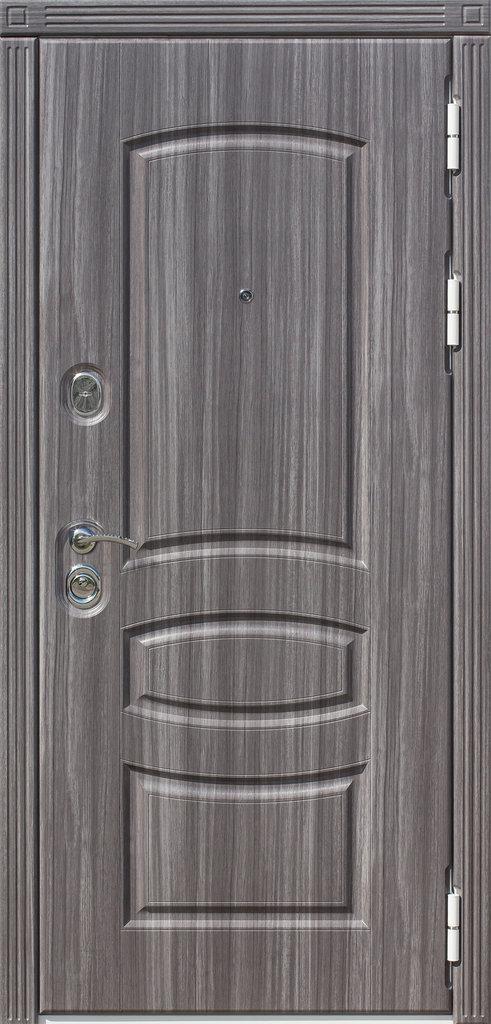 Входные двери (элит) от 110-130мм: Входная дверь  Гранада в Пластиковые окна в Сургуте STEKLOMASTER