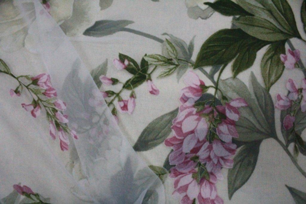 Портьерные ткани: Glicinia в Салон штор, Виссон