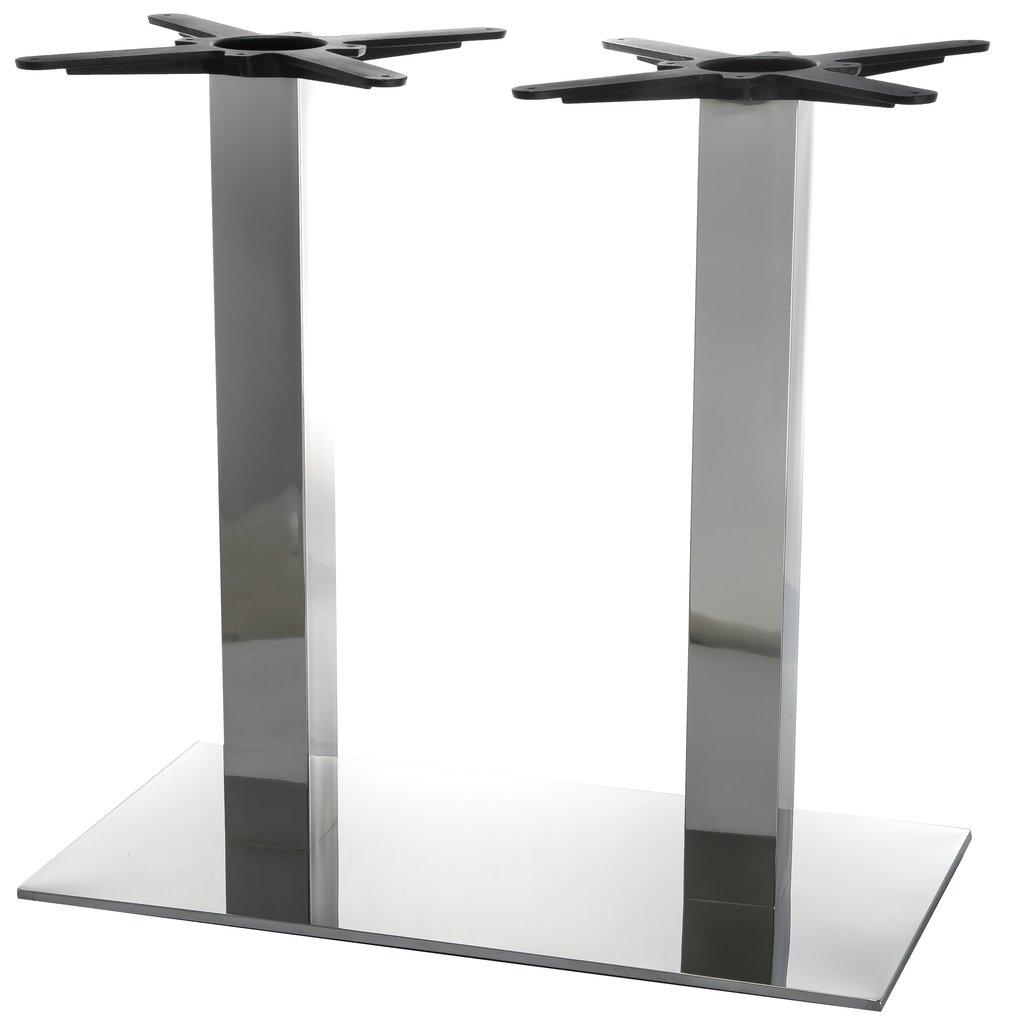 Подстолья для столов.: Подстолье 1263EM (хром) в АРТ-МЕБЕЛЬ НН