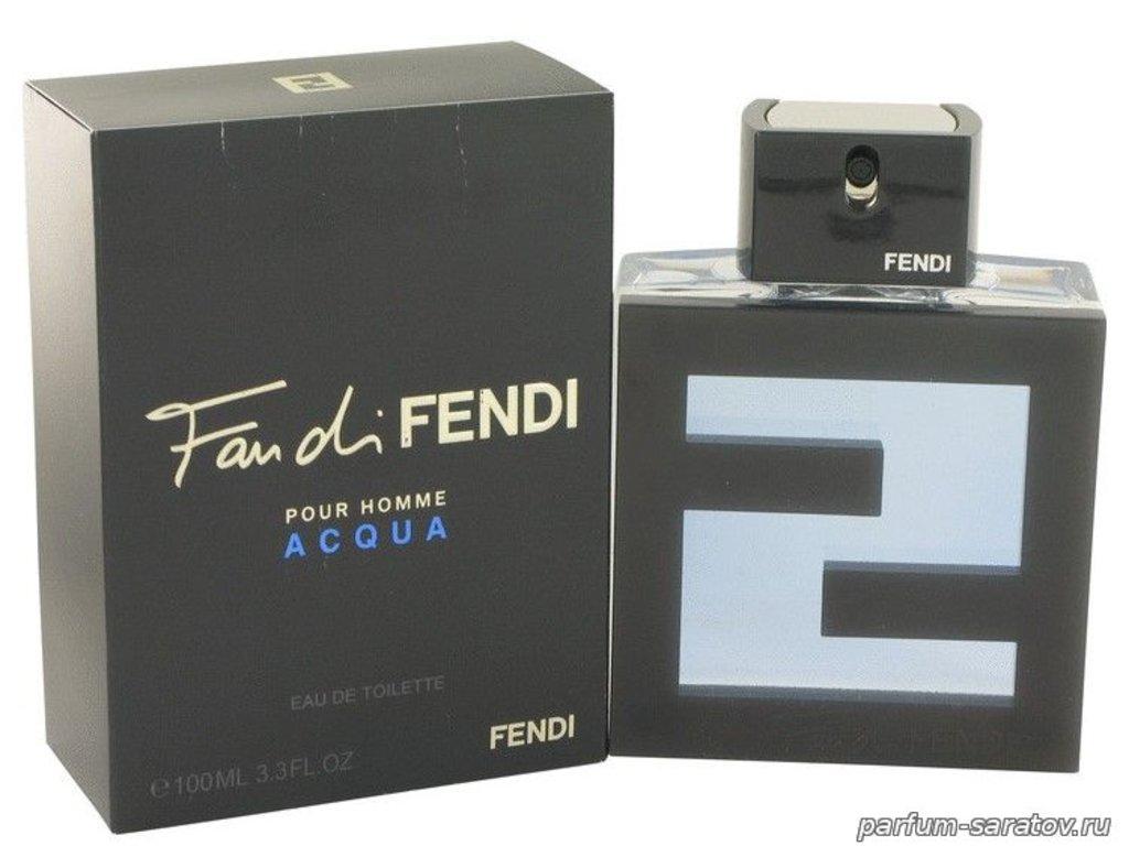 Fendi (Фенди): Fendi Fan Di Acqua Туалетная вода 100ml в Элит-парфюм