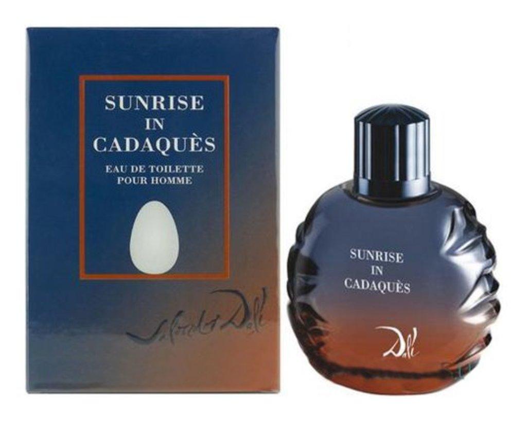 Для мужчин: Salvador Dali Sunrise In Cadaques Туалетная вода м 50 | 100ml в Элит-парфюм