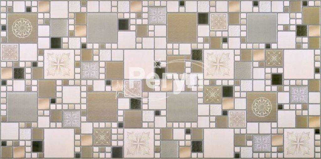 Панели ПВХ: Мозаика Кофе Модерн оливковый в Мир Потолков