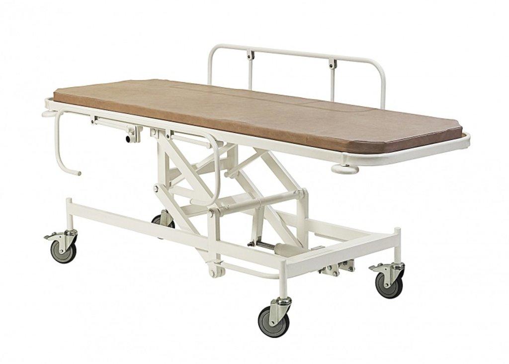 Тележки: Тележка для перевозки больных ТПБв-01 МСК-404 в Техномед, ООО