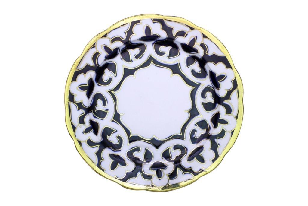 Мангалы. Казаны. Узбекская и турецкая посуда: Тарелка «Пахта» в Сельский магазин