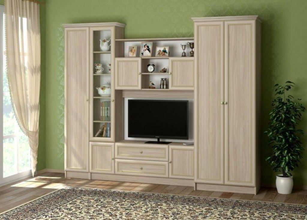Модульная мебель в гостиную Брайтон: Модульная мебель в гостиную Брайтон в Стильная мебель