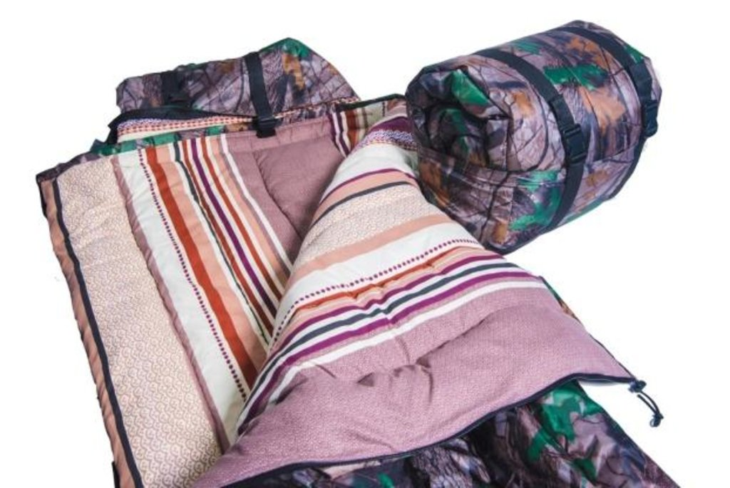 Прочие товары: Спальный мешок (наполнитель 100% верблюжья шерсть) в Сельский магазин