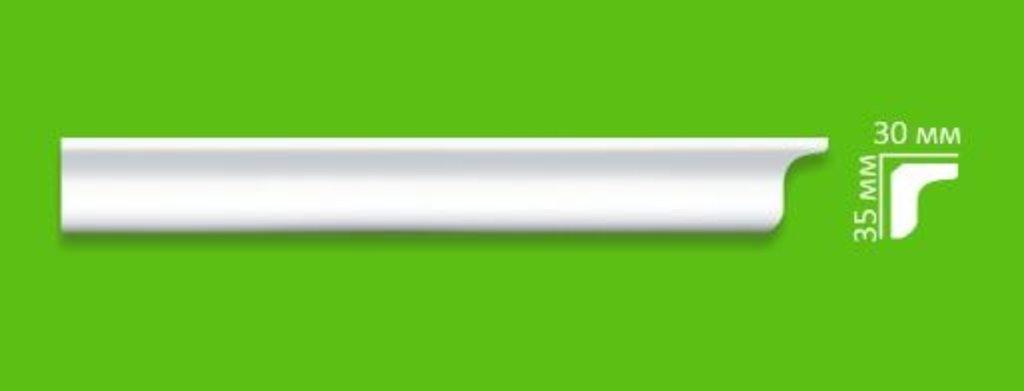 Плинтуса потолочные: Плинтус потолочный Decoline C1 в Мир Потолков